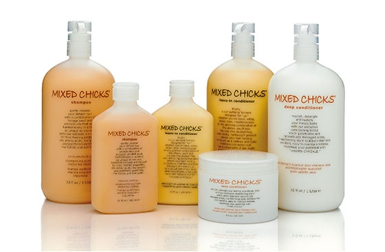 Hello Curly Girls! We're Back! mixed chicks hair products – site